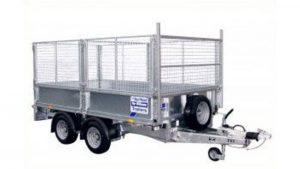 Lm125 mesh side trailer
