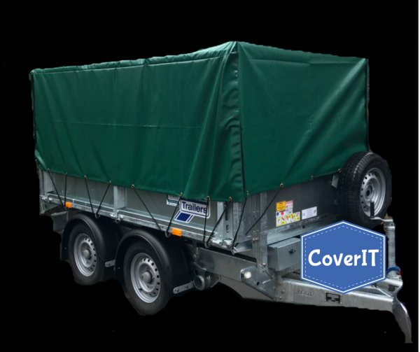 Ifor Williams TT85 mesh side cover