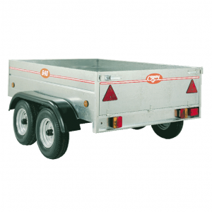 Caddy 640 trailer