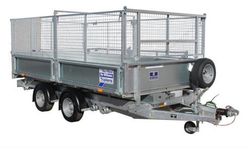 TT3621 mesh side trailer