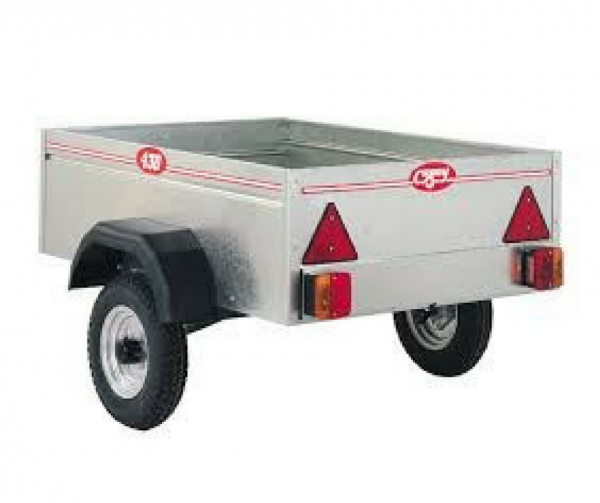 Caddy 430 trailer