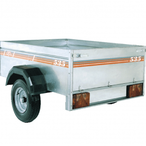 Caddy 535 trailer