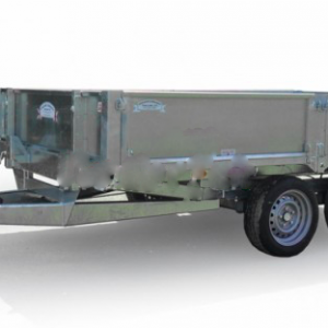 Graham Edwards FB flatbed trailer