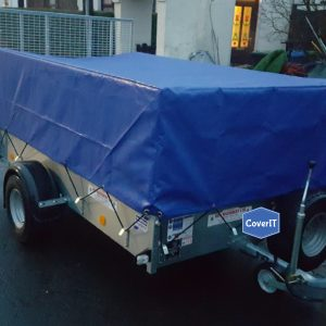 Ifor Williams P8e trailer covers