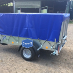 Ifor Williams P6e trailer covers