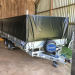 Ifor Williams Lm146 trailer covers