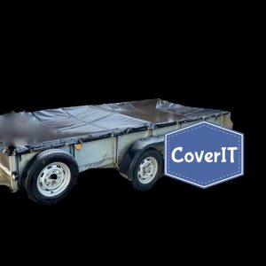 Ifor Williams GD125 standard cover