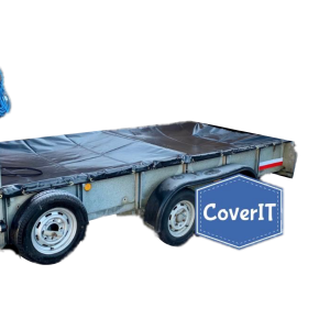 GD125 standard cover with ladder rack