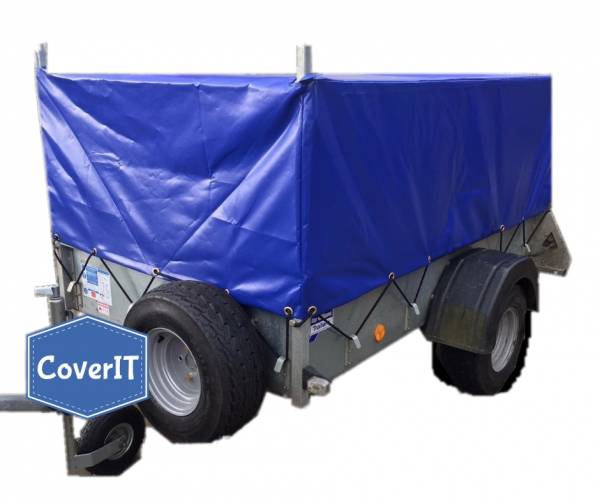 p6e mesh side cover with velcro back and ladder rack
