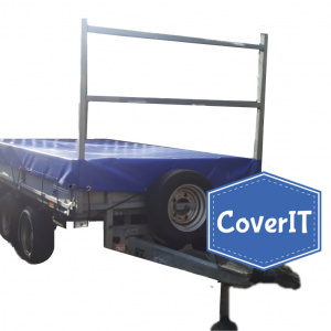 Cover for lm105 standard with ladder rack